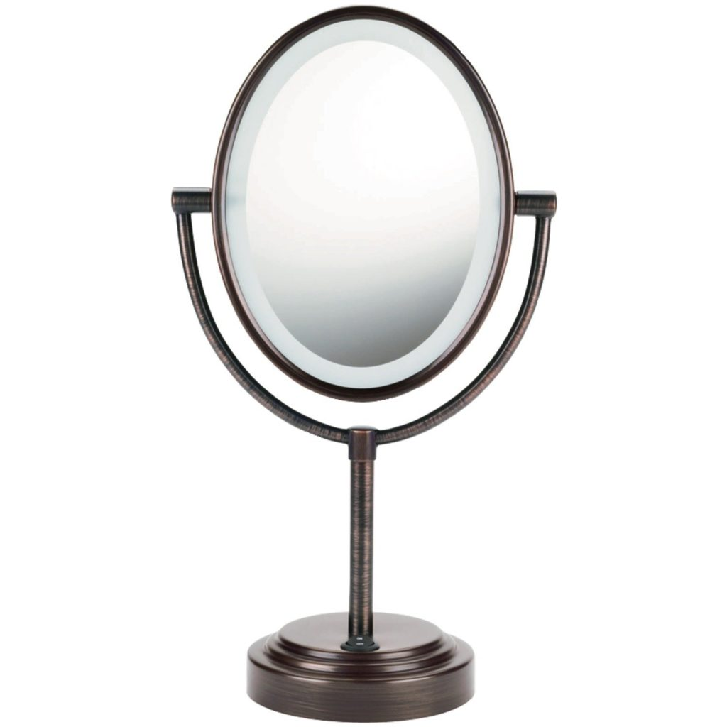 makeup mirrors with lights