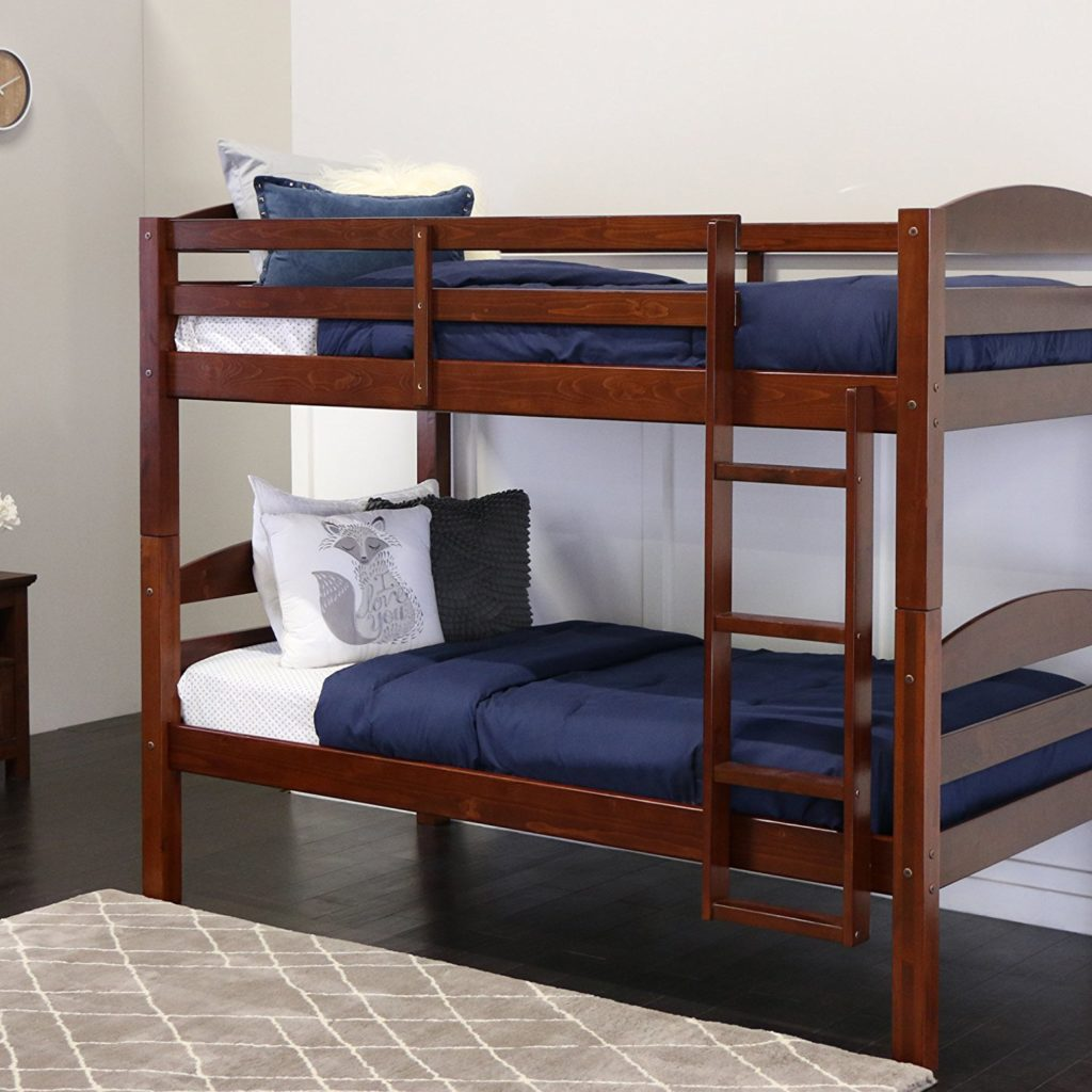 bunk bed with stairs costco