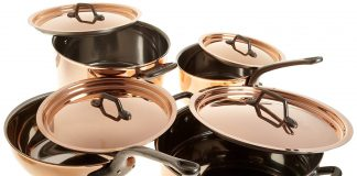 Best Copper Pots and Pans Set