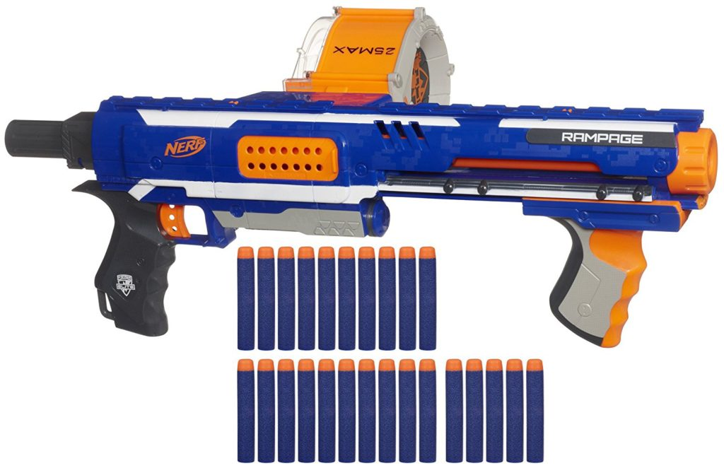 Best Newest Nerf Guns