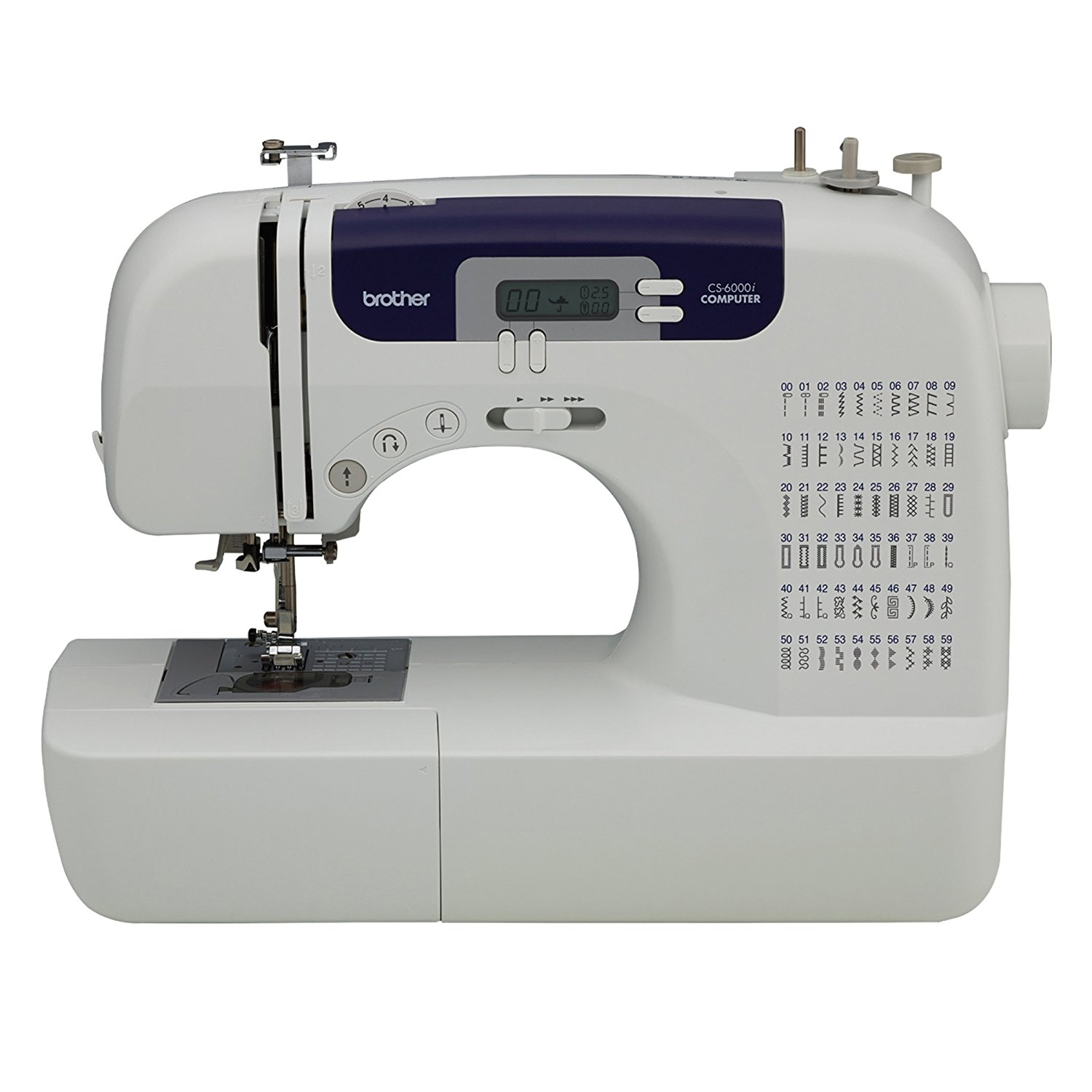 teen sewing machine