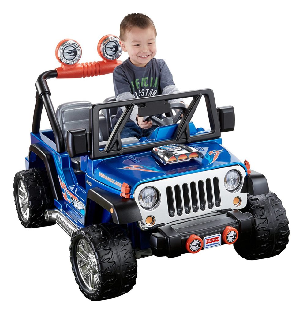 Best Electric Ride On Cars For Kids