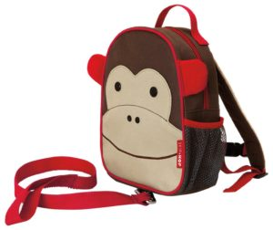 harness backpack toddler- Skip Hop Zoo Safety Harness, Monkey